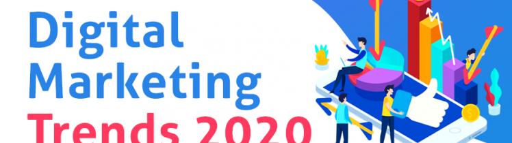 Digital marketing trends in 2020